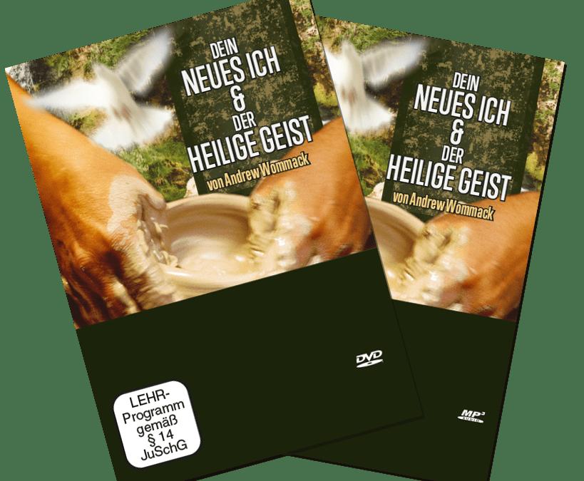 Dein neues Ich und der Heilige Geist CD(MP3)- und DVD-Album als Set
