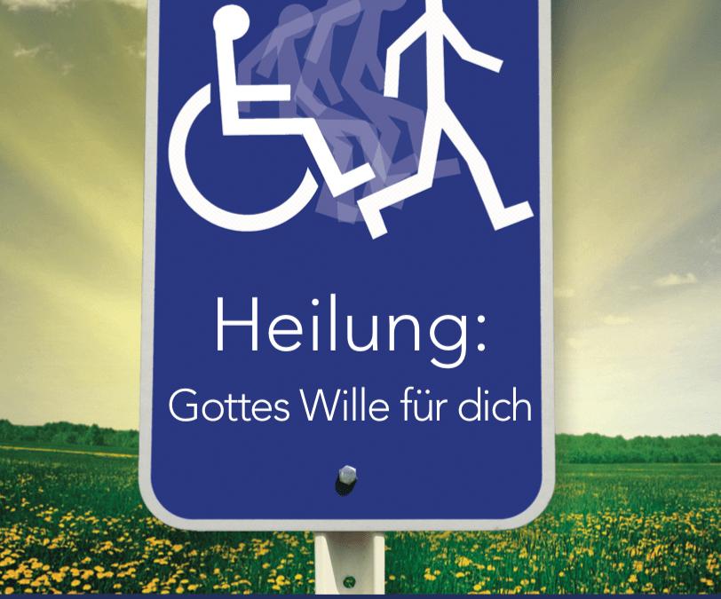 Heilung: Gottes Wille für dich CD(MP3)-Album (7 CDs)