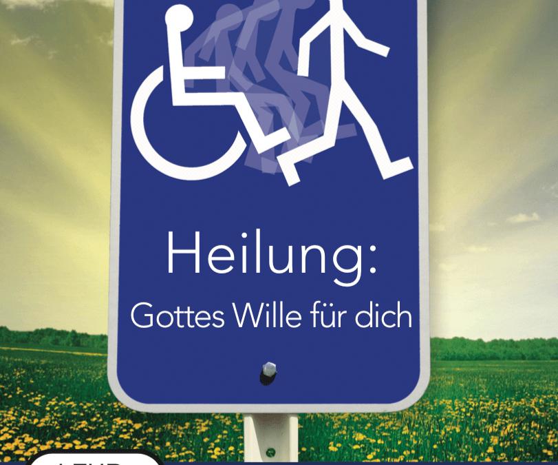 Heilung: Gottes Wille für dich DVD-Album (7 DVDs)