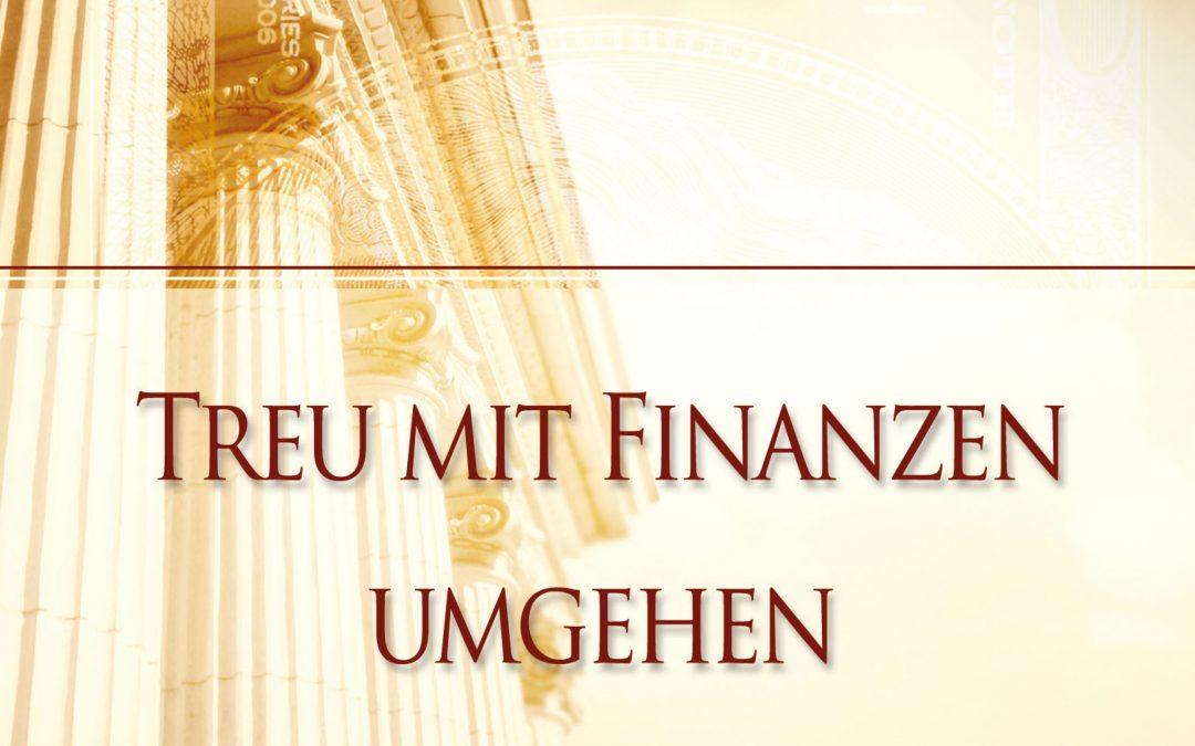 Treu mit Finanzen umgehen CD(MP3)-Album (6 CDs)