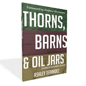 Thorns, Barns & Oil Jars