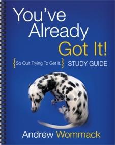 Study Guide - You`ve already got it