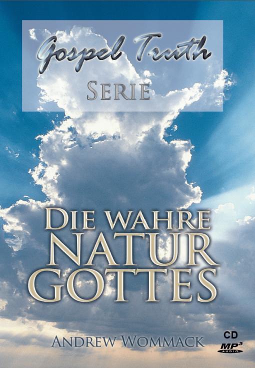 CD-Set (MP3) - Die wahre Natur Gottes