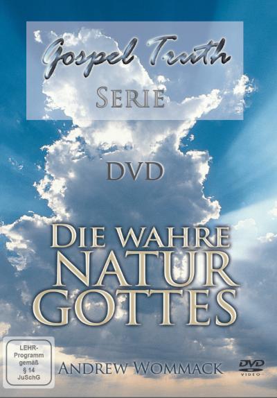 DVD-Set - Die wahre Natur Gottes