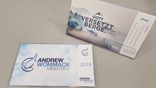 Postkartenkalender 2019